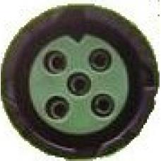 Bajonettkoppling Aspöck/Jokon 5 polig