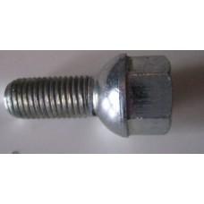 Hjulbult sfärisk M12x1,5