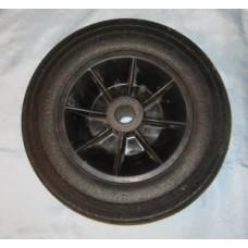 Reservhjul till stödhjul, massivt